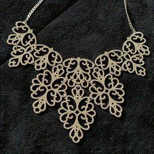 Beautiful neckpiece from Inc.